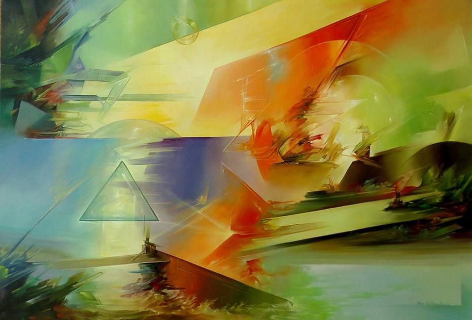C:\Users\Rossi\Desktop\MARZO 2020\FOTO di scrittori\Mario La Carruba, Resurrezione olio su tela.jpg