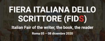 Relazione conclusiva della 1° edizione della Fiera Italiana dello Scrittore, del Libro, del Lettore
