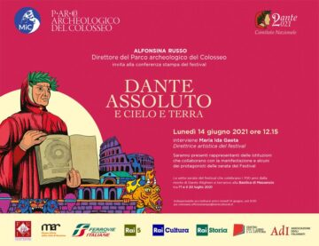 Festival Dante Assoluto - programma completo